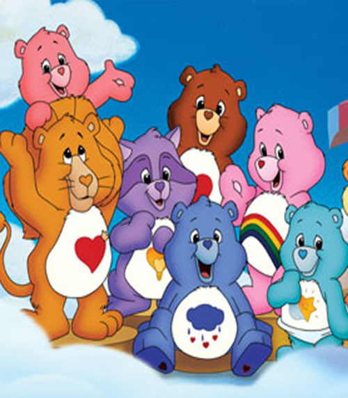 10 Girl Cartoons (That Guys Secretly Love) - Care Bears
