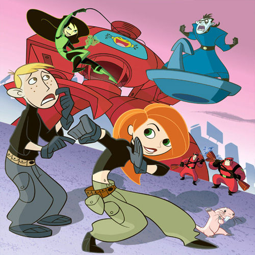 10 Girl Cartoons (That Guys Secretly Love) - Kim Possible