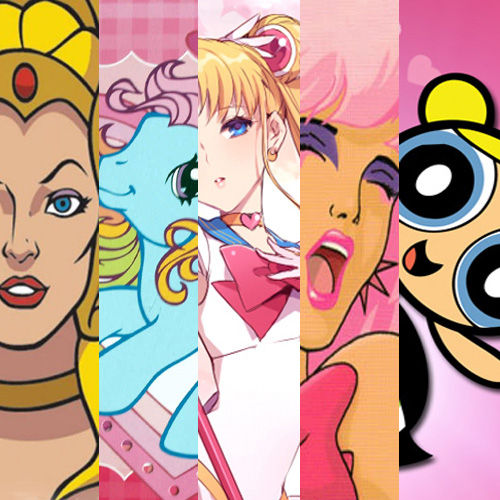 10 Girl Cartoons (That Guys Secretly Love) Intro