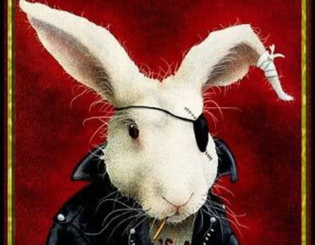 10 Badass Rabbits (That Aren't the Easter Bunny)