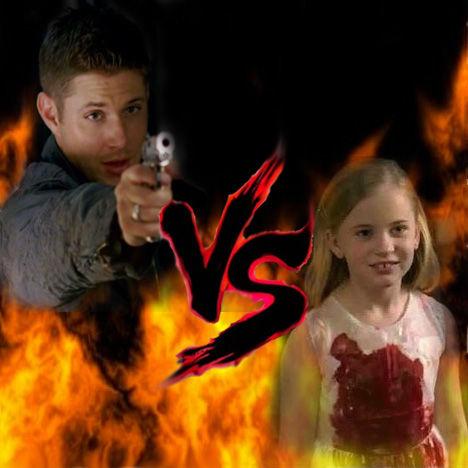 12 Epic TV Monster Battles - Dean Winchesters vs Lilith 1