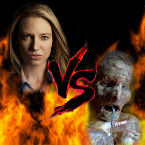 12 Epic TV Monster Battles - Olivia Dunham Vs The Shape Changer 1