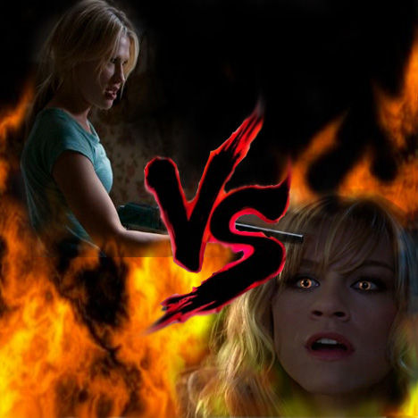 12 Epic TV Monster Battles Sookie Vs Debbie 1