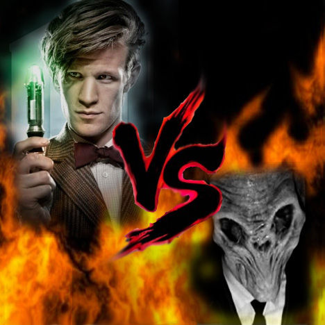 12 Epic TV Monster Battles - The Doctor Vs The Silence 1