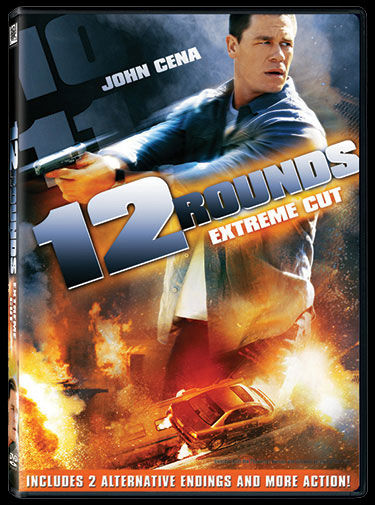 12 rounds dvd 12 Rounds DVD Giveaway   Winners!