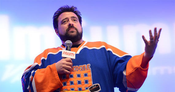 12072012KevinSmith jpg 2201 Kevin Smith Describes Clerks 3 As His Own Cinema Paradiso