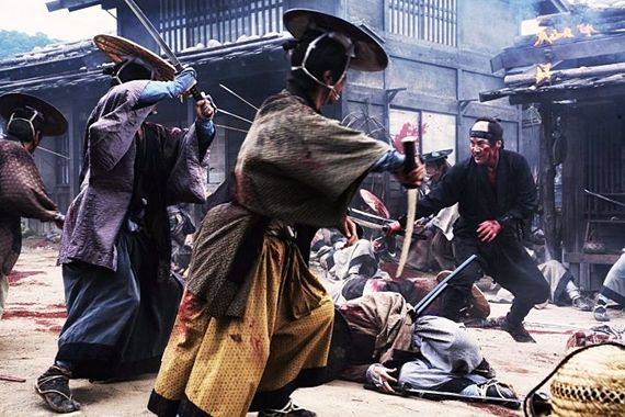 13 Assassins 03 13 Assassins Review