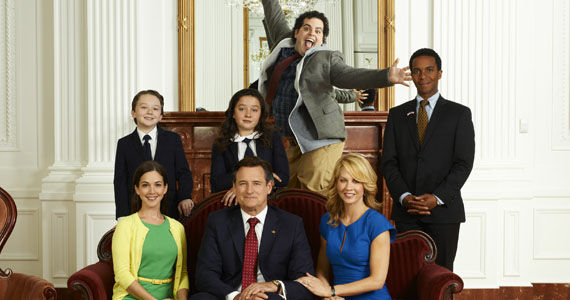 1600 penn Complete Guide To 2012 Fall TV Shows   What Will You Watch?