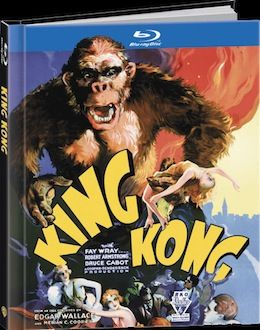 1933 King Kong blu ray box art 15 Must Own Blu rays of 2010