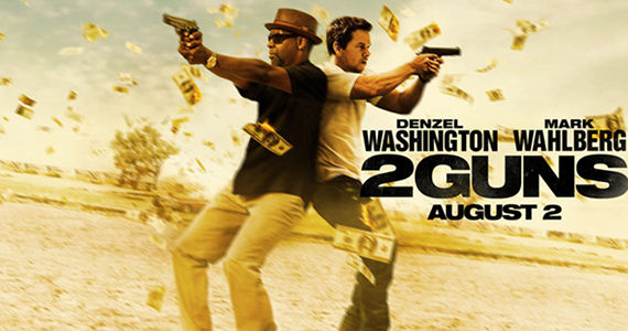 2 Guns Movie 2013 Screen Rants 2013 Summer Movie Preview