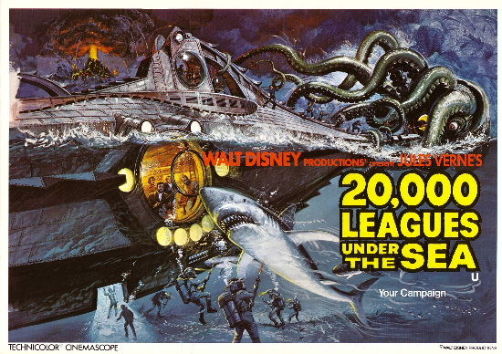 20000leaguespressbook 20,000 Leagues Under The Sea Remake Gets A Rewrite