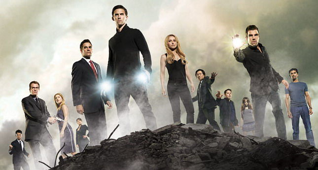 2008 heroes Is Heroes Season 3 Awesome Or Ridiculous?