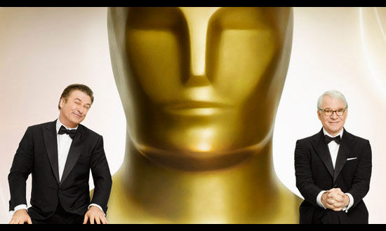 2010 academy awards oscar hosts alex baldwin steve martin The Oscars: 82nd Academy Award Nominations [Updated]