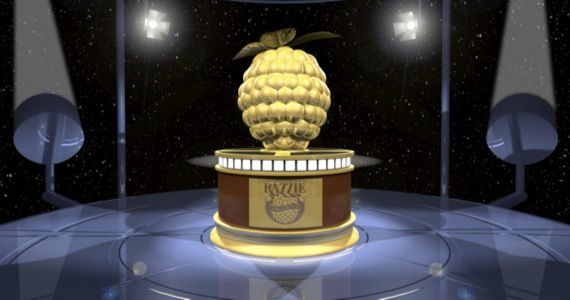 2012 razzie awards 2012 Razzie Nominations: Adam Sandler & Transformers 3 Lead the Pack