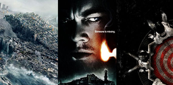 2012 shutter island saw vi header New Posters: 2012, Shutter Island And Saw VI