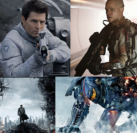 2013 Science Fiction sci fi movies previews