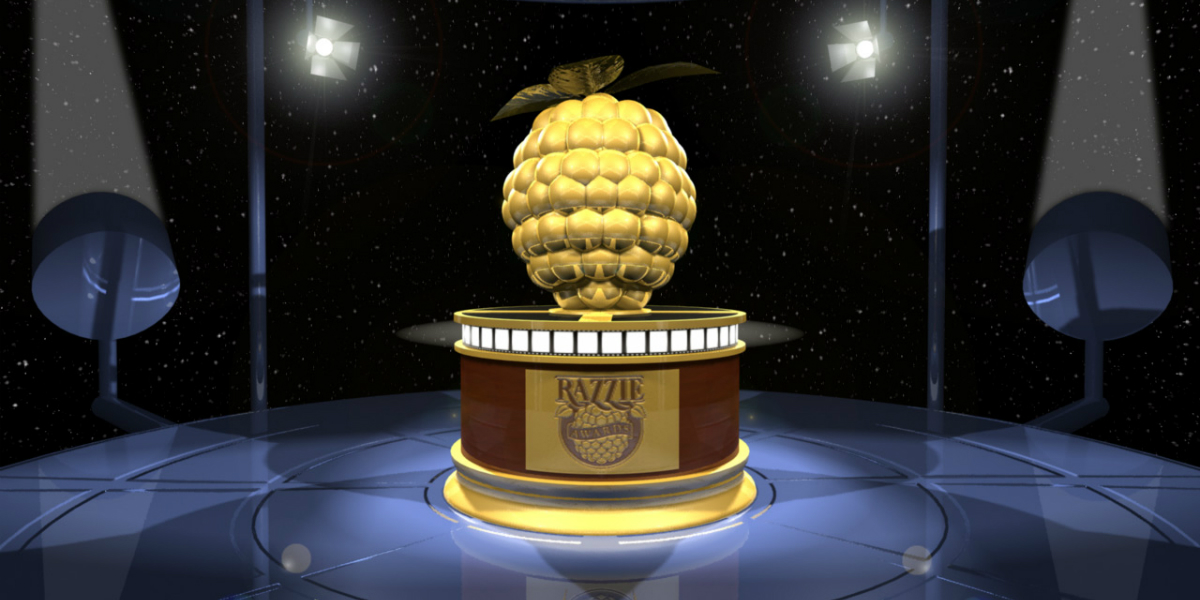 Image result for fan4stic razzies