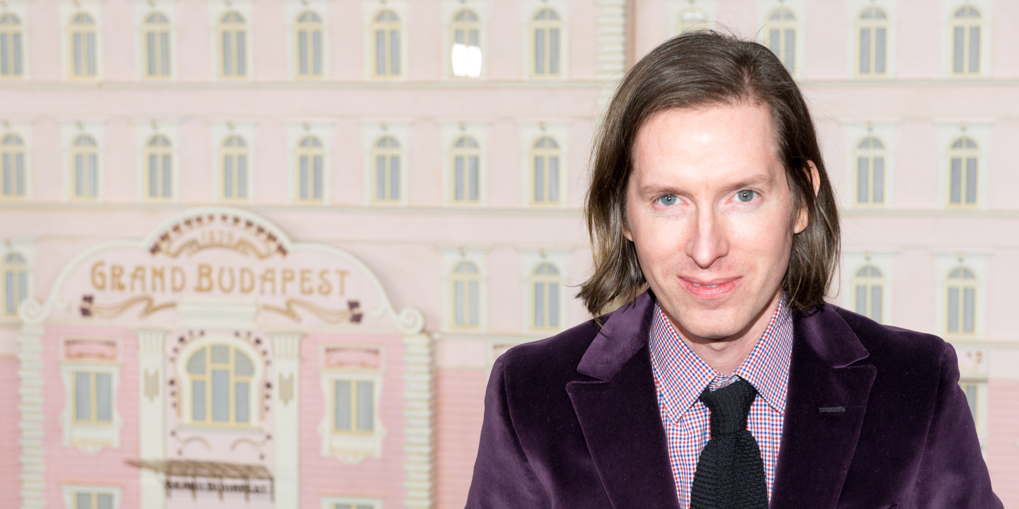 Wes Anderson and the Grand Budapest Hotel