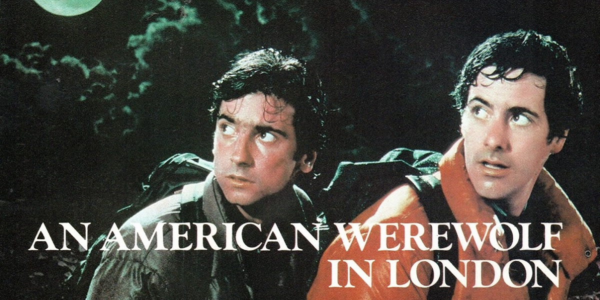 An American Werewolf in London poster excerpt