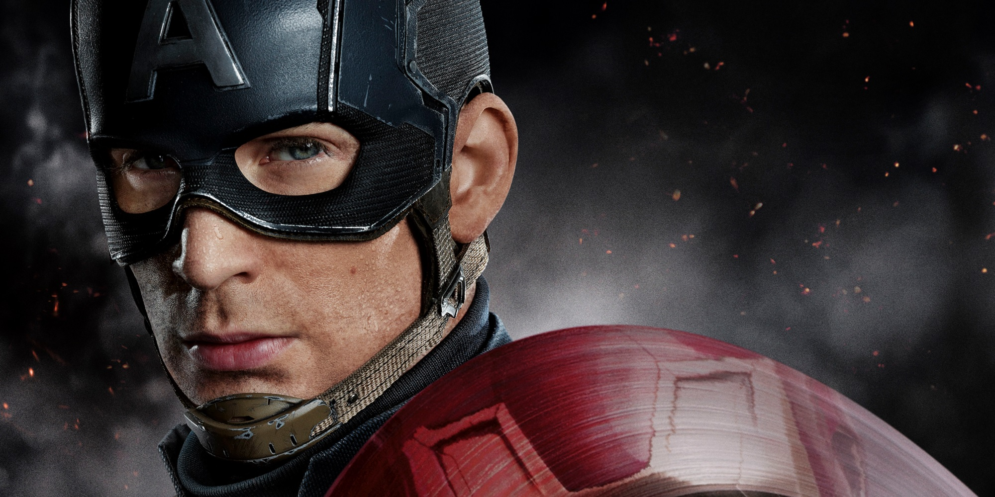 captain america: civil war rollista