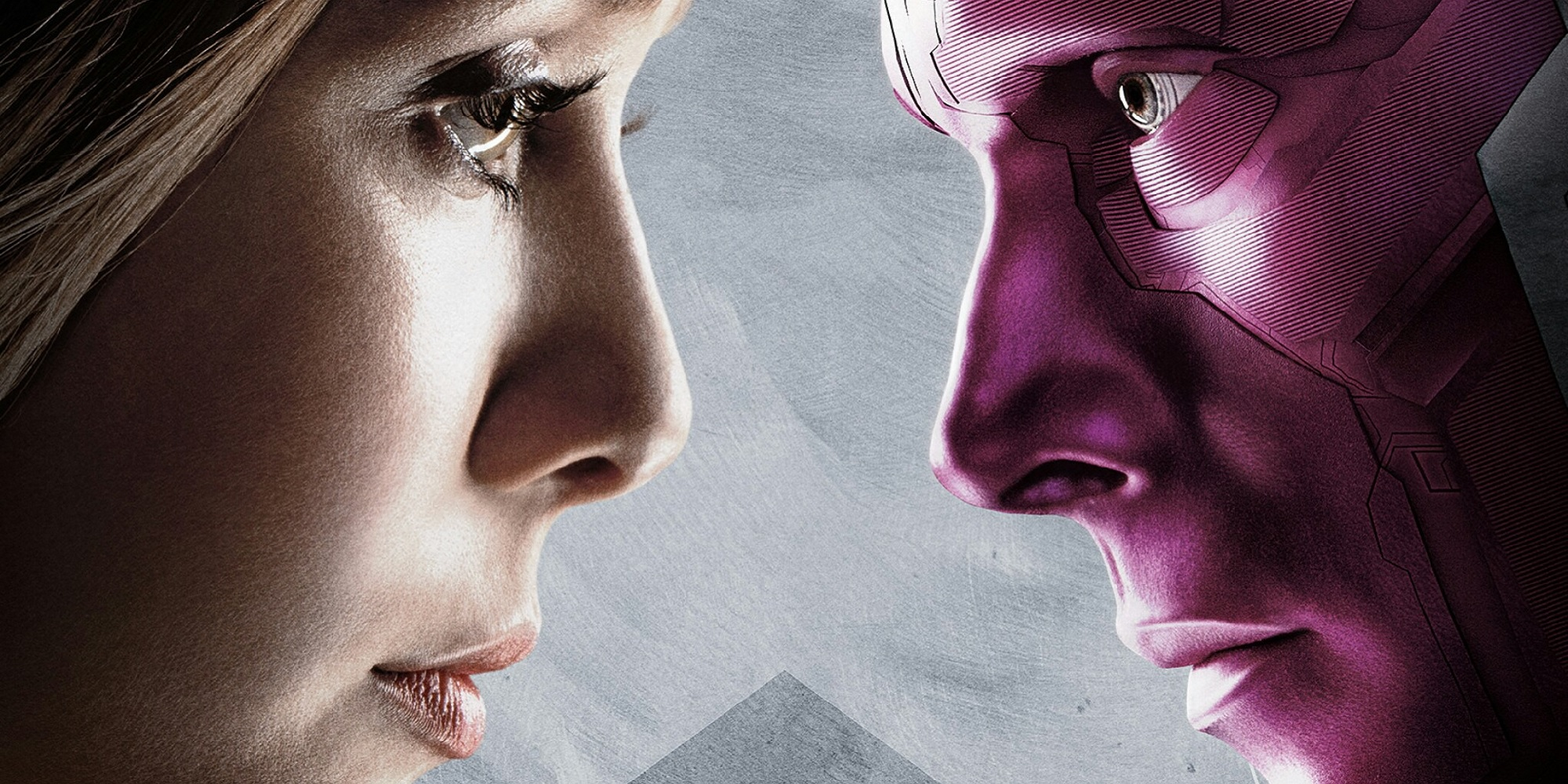 Captain America Civil War - Vision and Scarlet Witch promo
