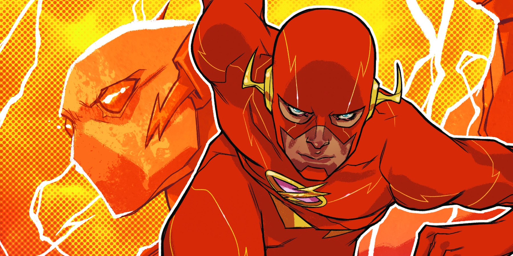 DC Rebirth Comics Flash