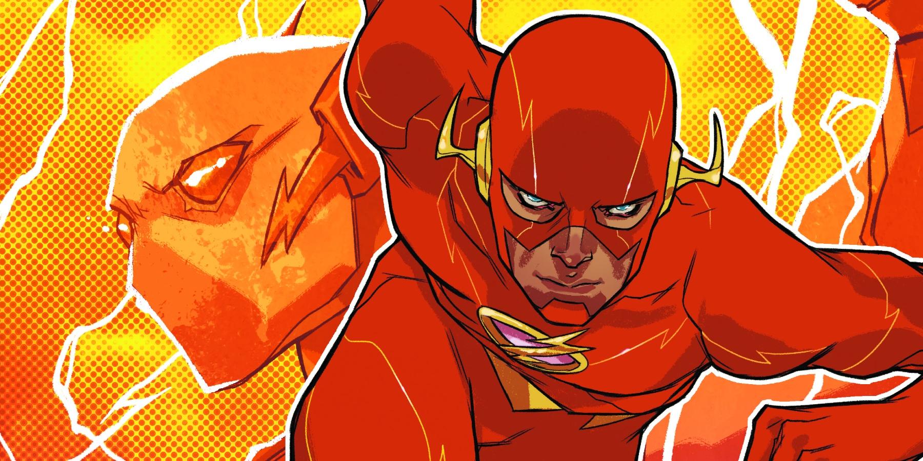 DC Rebirth Comics Flash