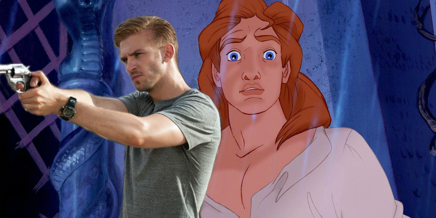Beauty And The Beast First Look At Dan Stevens As Human