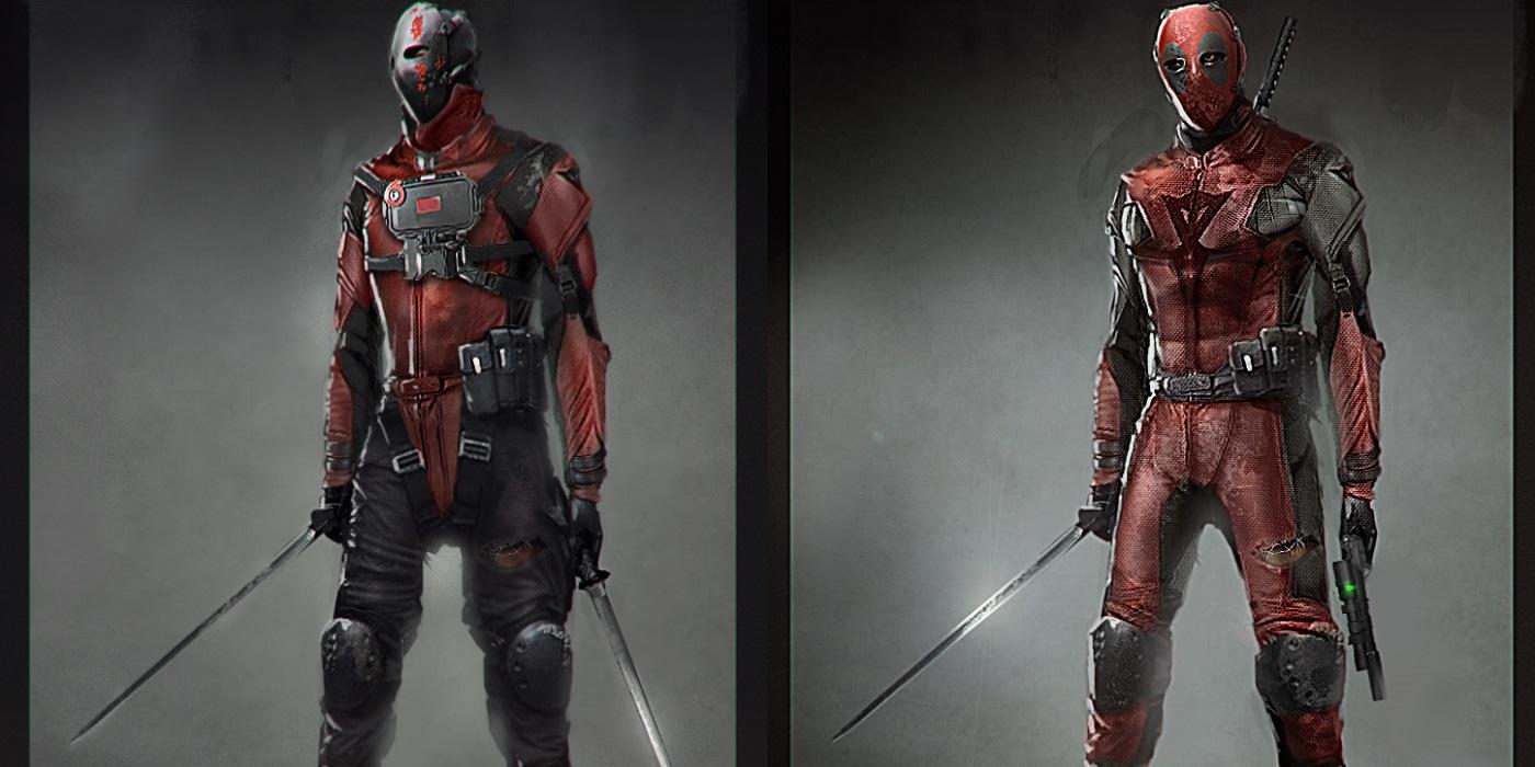 Original Superhero Costume Designs