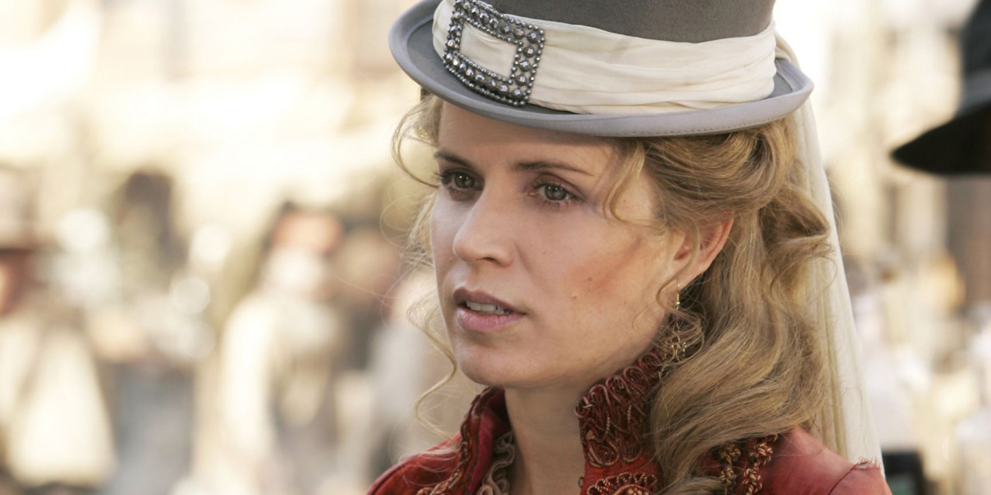 Deadwood Kim Dickens TV Movie
