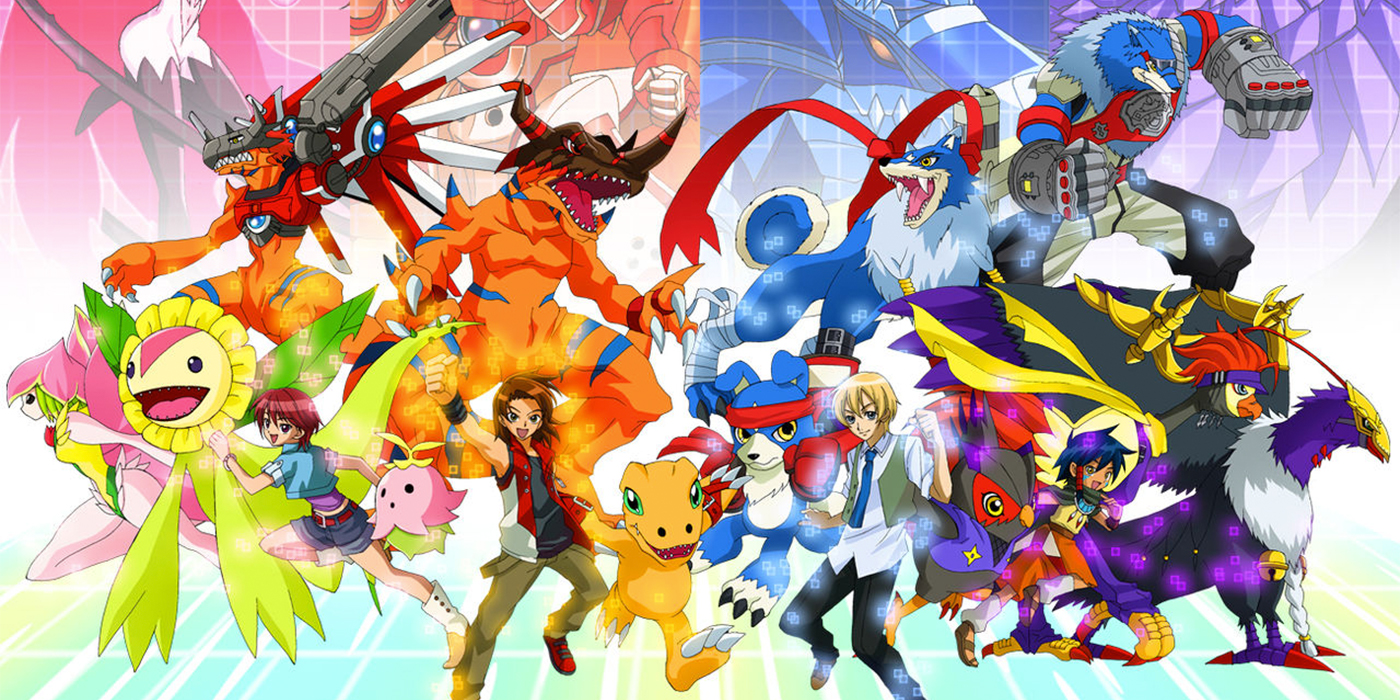 Every Season And Movie Of Digimon Ranked From Worst To ...