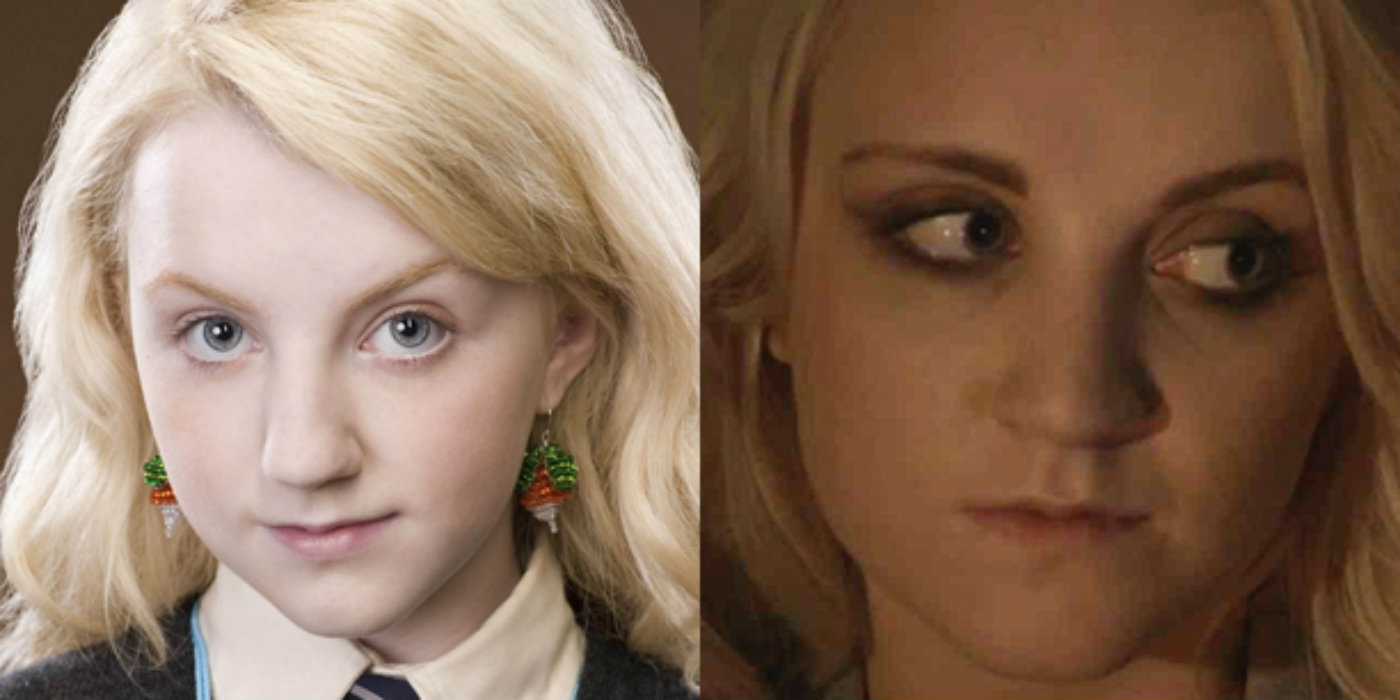 Luna Lovegood Then And Now Where Are They Now? Th...