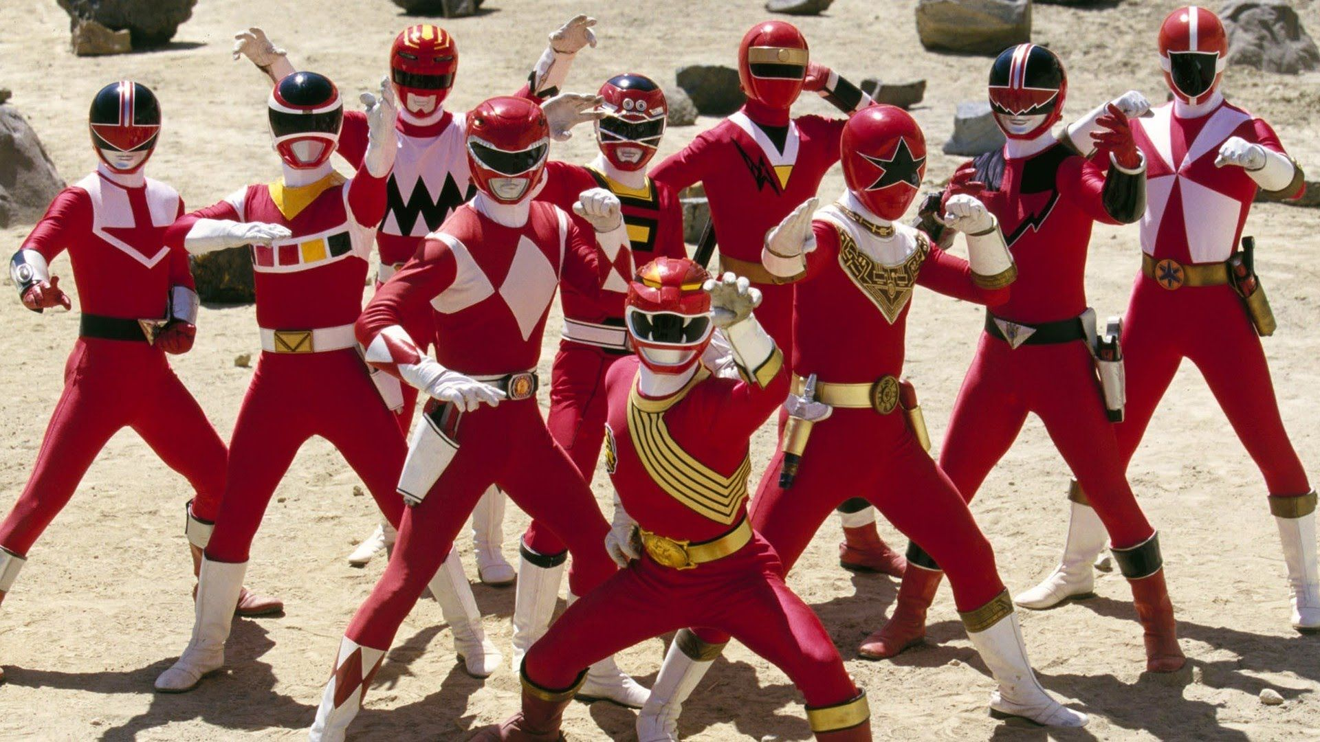 power rangers every red ranger ranked from worst to best