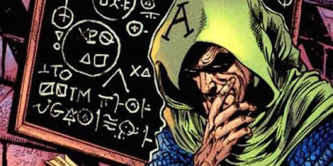 Flash Rogues Doctor Alchemy