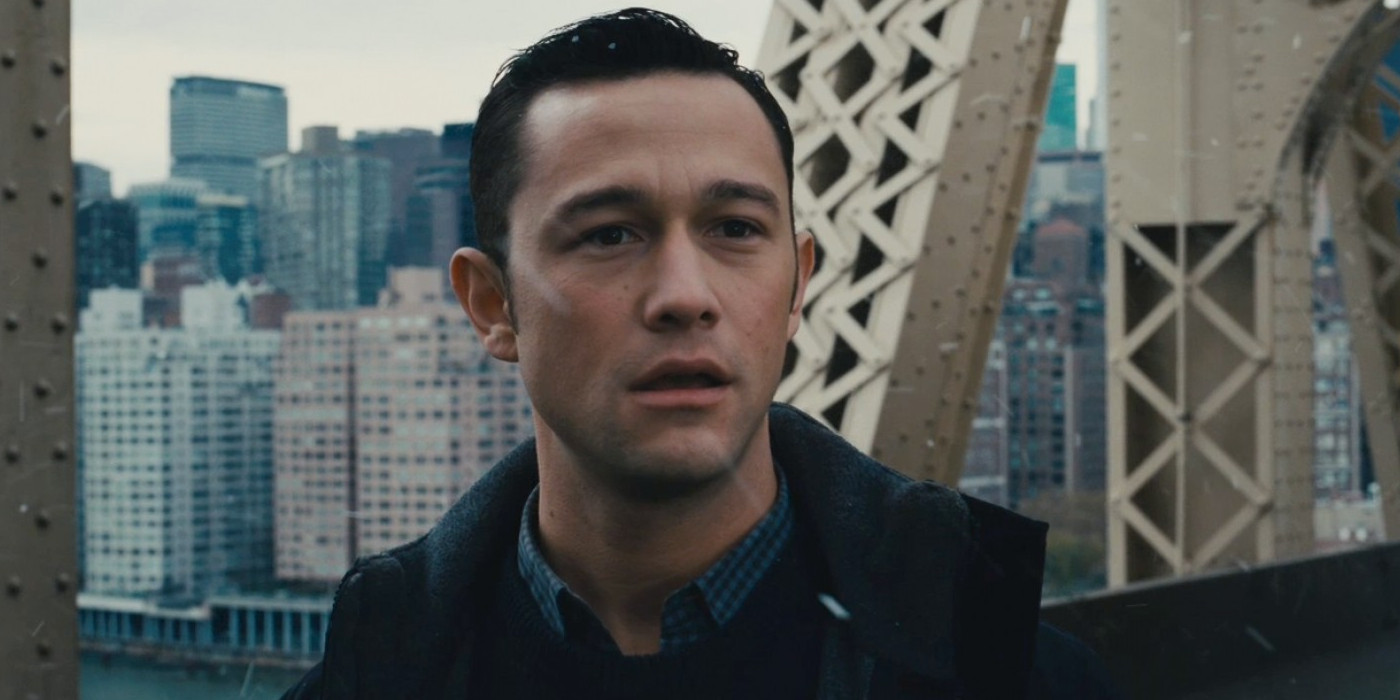Joseph Gordon Levitt: Joseph Gordon-Levitt On Dark Knight Rises' 'Perfect Ending