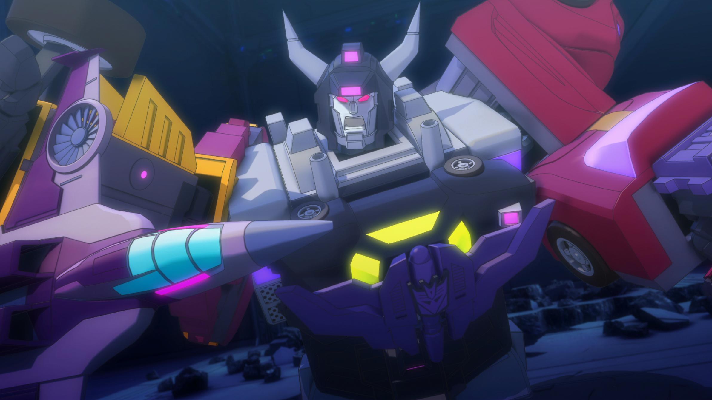 Menasor Transformers Combiner Wars