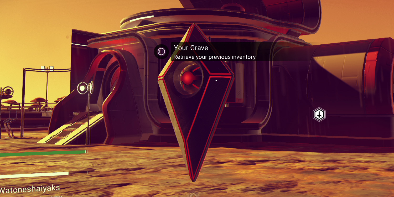 how to change units in no mans sky