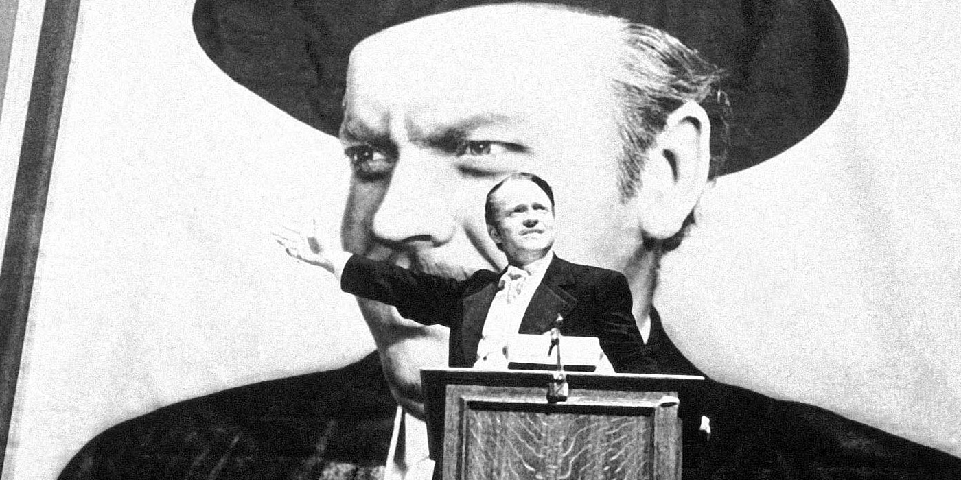 "citizen kane essays As an armature film observer, ""citizen kane"" is the perfect film of choice to begin analyzing some of these techniques the first technique that i noticed was a."