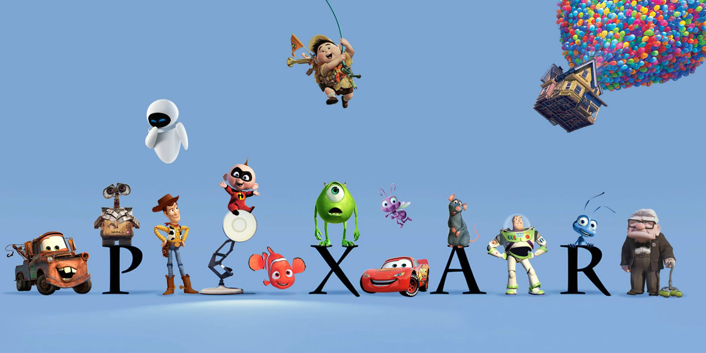 Pixar Logo Characters The Incredibles 2 Moves To 2018; Toy Story 4 Shifts To 2019