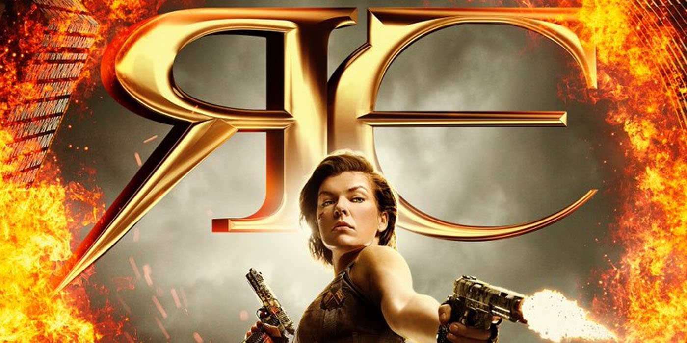Resident Evil The Final Chapter Official Trailer: Resident Evil: Milla Jovovich Unveils The Final Chapter Poster
