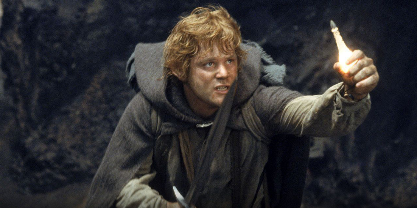 Sean Astin as Samwise Gamgee in The Lord of the Rings