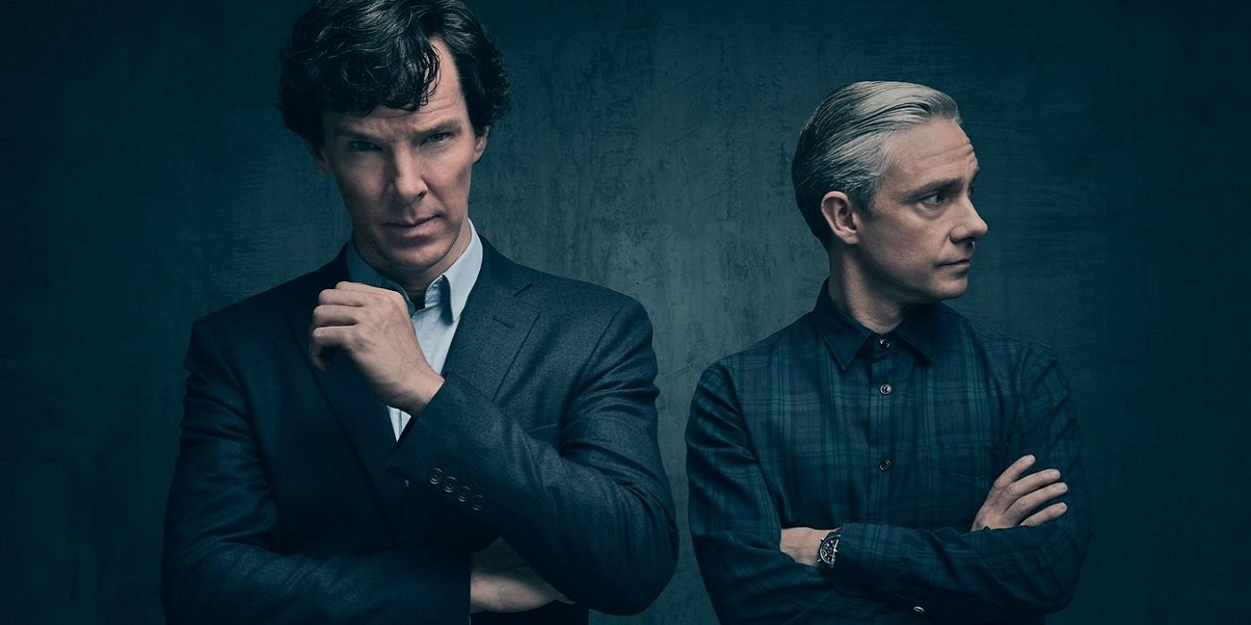 Sherlock Season 4 Holmes and Watson header Sherlock Season 4 Premiere Date Revealed