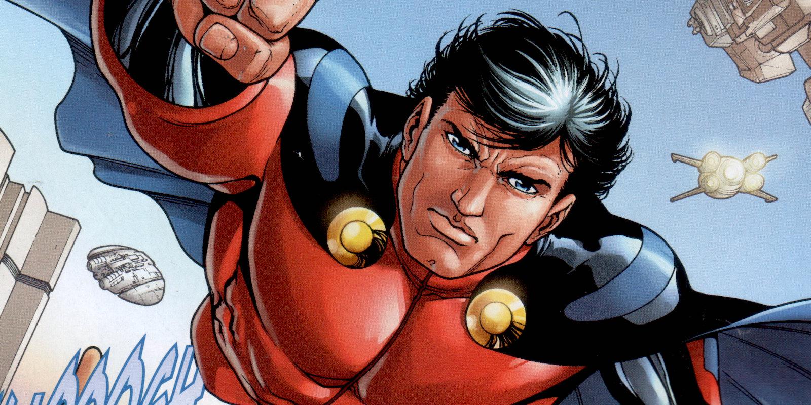 Supergirl Mon-El Comics