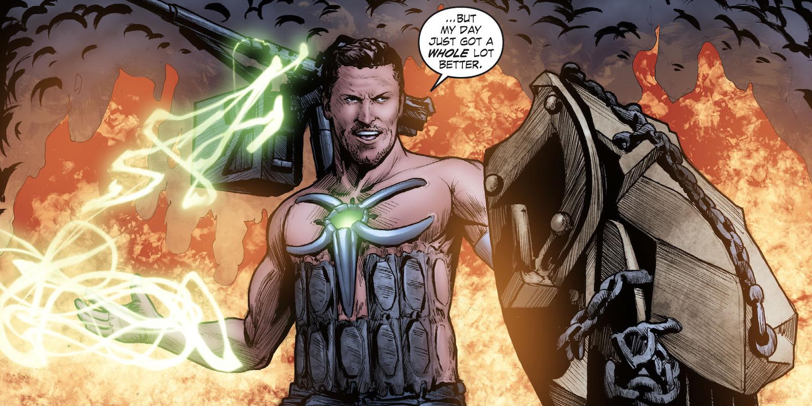Resultado de imagem para Metallo supergirl
