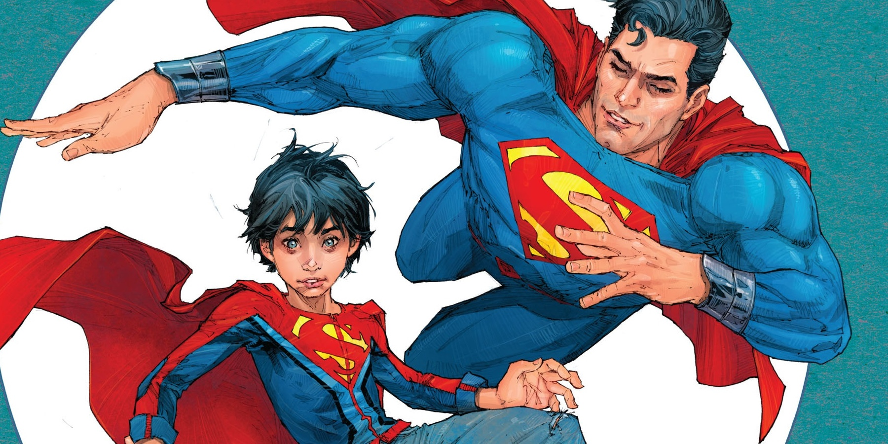 Superman 39 s son is dc 39 s new superboy screen rant for Kent superman