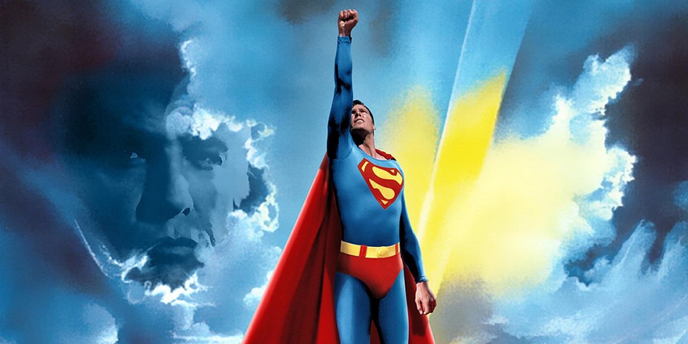 Superman the Movie header