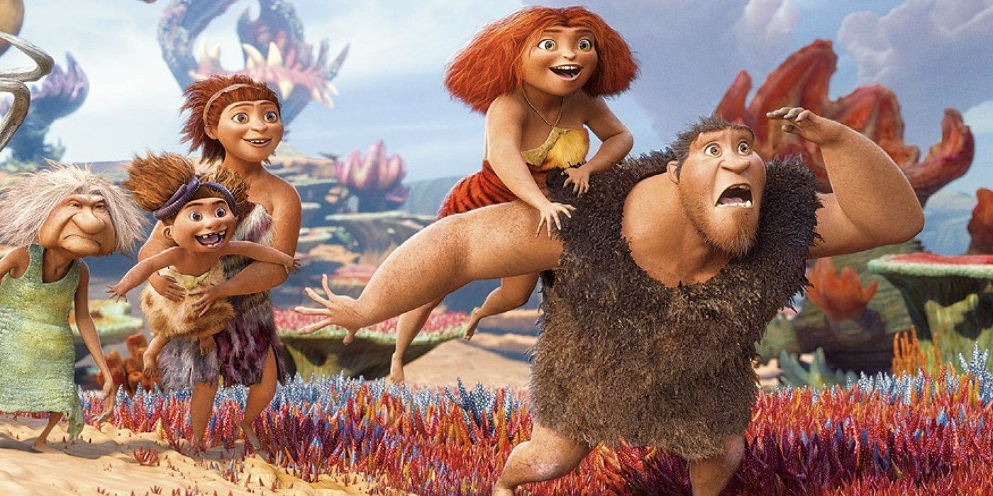 The Croods 2 Pushed Back to 2018 | ScreenRant