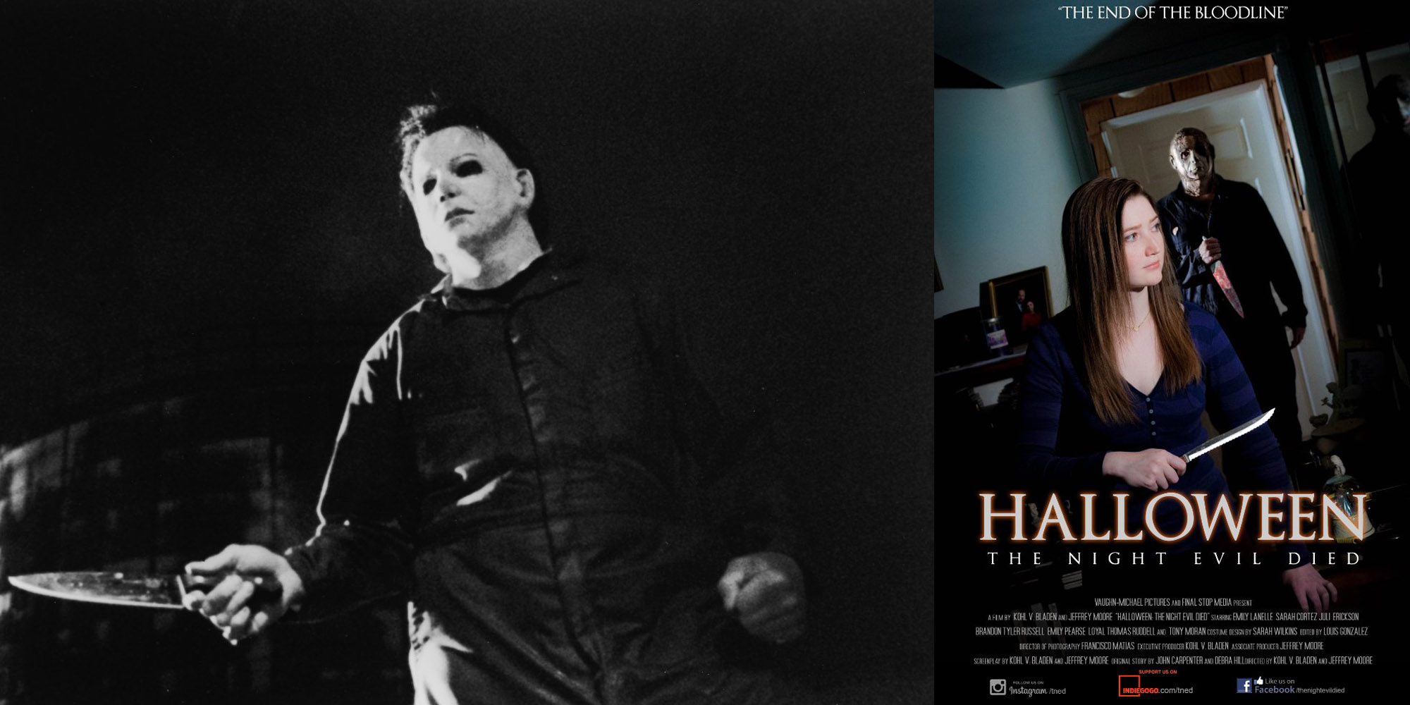 Where Are They Now The Cast of Halloween GetMovieNews - Michael Myers 2017