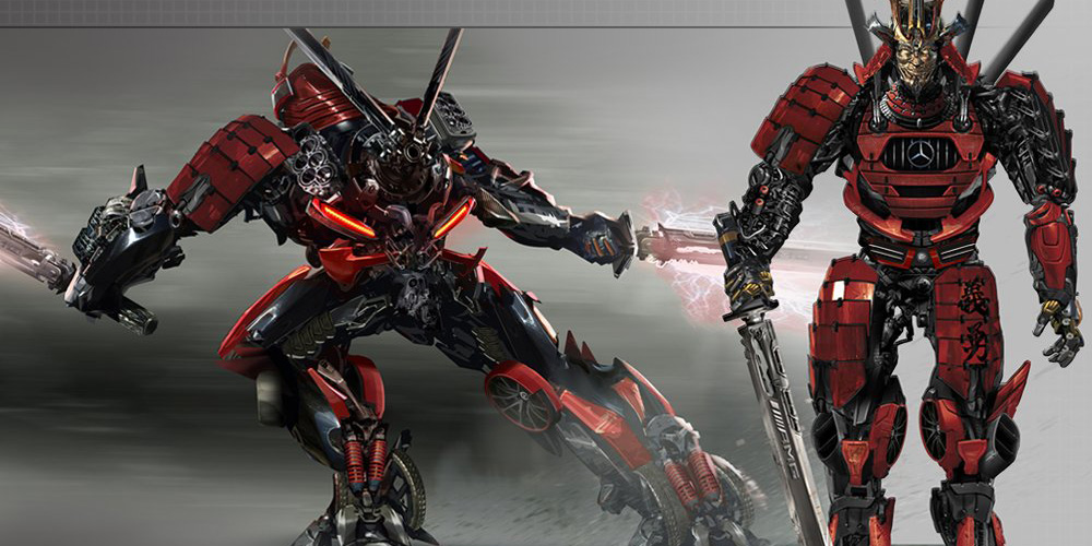 Transformers 5 drift 39 s robot mode revealed screen rant - Autobot drift transformers 5 ...