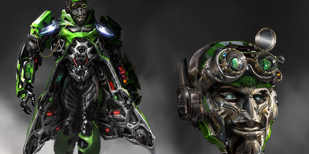 Transformers 5 brings back a familiar crosshairs - Autobot drift transformers 5 ...